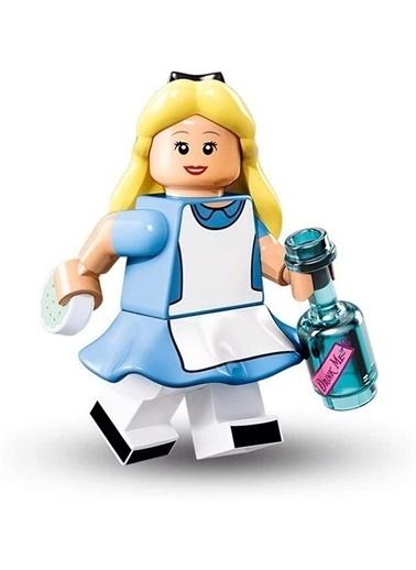 Lego Lego Minifigür - Disney Seri - 71012 - Alice Renkli